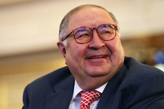 Основатель USM Holdings Алишер Усманов замыкает десятку рейтинга самых состоятельных россиян. В топ-100 богатейших людей мира он не вошел и занял 118-е место с состоянием в $12,5 млрд. Это, по оценкам Forbes, на $2,7 млрд меньше, чем годом ранее
