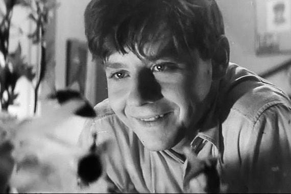 """Олег Табаков в фильме """"Шумный день"""", 1960 г."""
