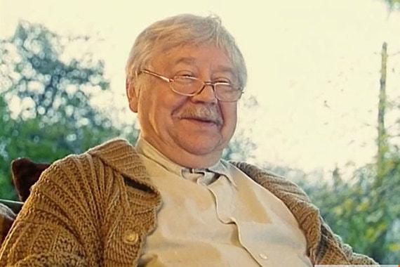 Олег Табаков в фильме Киры Муратовой «Три истории», 1997 г.