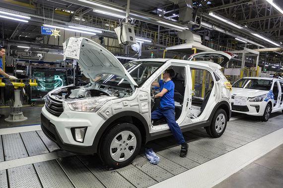 Большая часть выпускаемых в России автомобилей Hyundai и Kia скоро будет комплектоваться моторами местной сборки