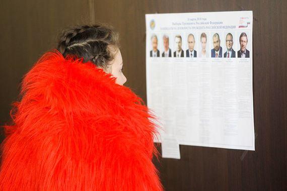 Избирательный участок № 67 в Москве