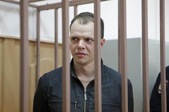 Предприниматель Дмитрий Борисов приговорён к 1 году колонии общего режима по  ч. 1 ст. 318 Уголовного кодекса («Применение в отношении представителя власти насилия, не опасного для жизни и здоровья»)