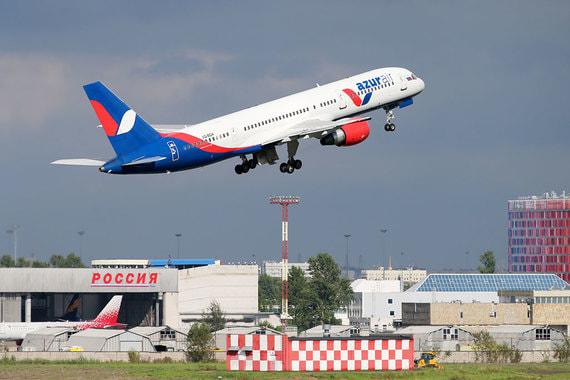 Росавиация сняла претензии к крупнейшей чартерной авиакомпании России
