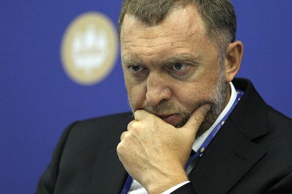 Дерипаска отложил запуск русской рулетки для выкупа у Потанина доли в «Норникеле»