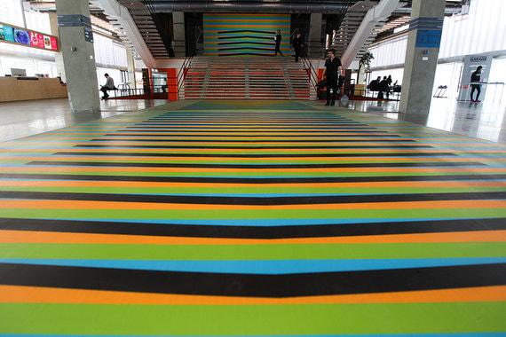 Музей современного искусства «Гараж» открыл весеннюю серию выставок