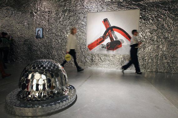 Третья выставка - «Если бы наша консервная банка заговорила… Михаил Лифшиц и советские шестидесятые»