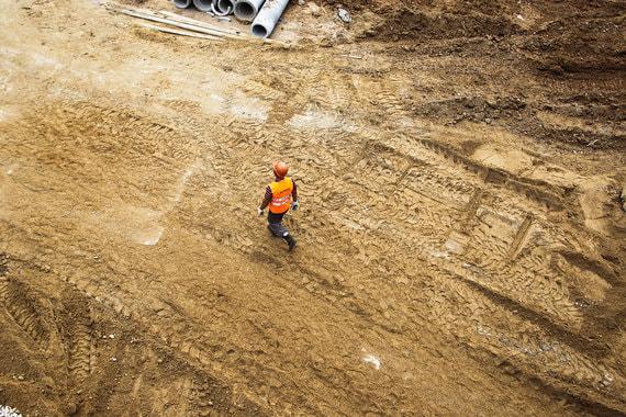 normal 1298 В России началось строительство первой частной автомагистрали