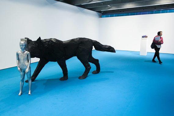 normal 4gr Кинетические скульптуры, фильмы и инсталляции на выставках в «Гараже»