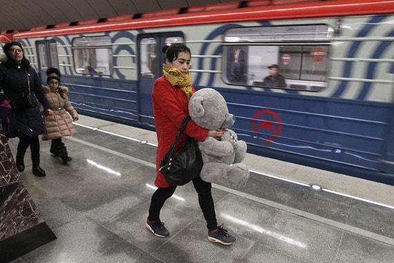 Открылся участок метро «Окружная» – «Селигерская»