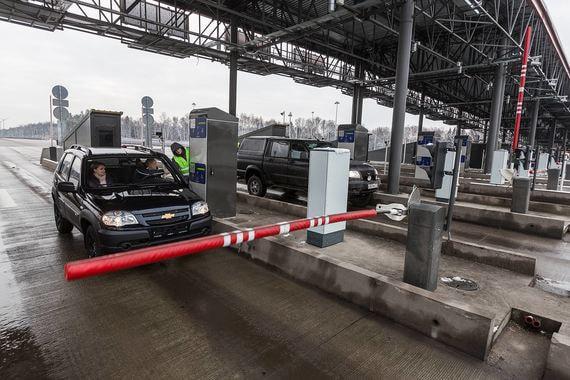 «Автодор» назвал полную стоимость проезда Москва-Петербург по платной трассе