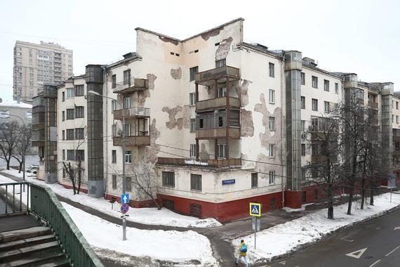 normal 101 Сносить или не сносить: конструктивистских зданий в Москве остается все меньше
