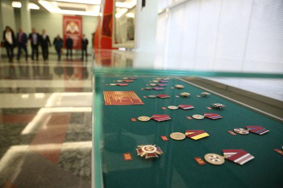 Ведомственные награды: медали и нагрудные знаки