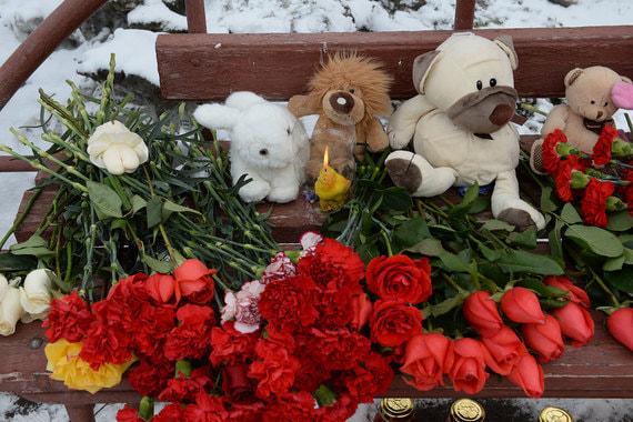 По числу жертв пожар стал одним из крупнейших в России за 100 лет, отмечает «РИА Новости»