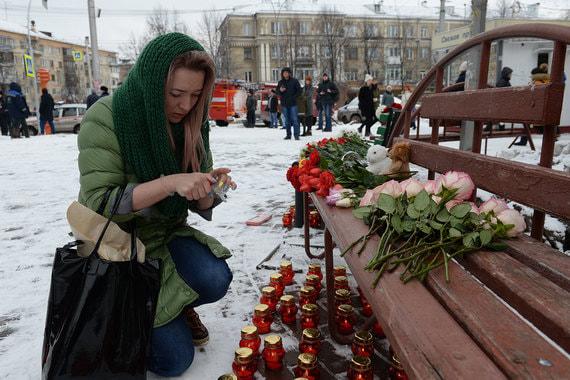 По данным на 11.40 мск 26 марта, число жертв пожара в Кемерове возросло до 64 человек. Об этом сообщил руководитель МЧС Владимир Пучков