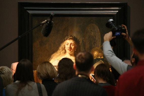 normal 2ob Пушкинский музей показывает Рембрандта и его современников из крупнейшего частного собрания
