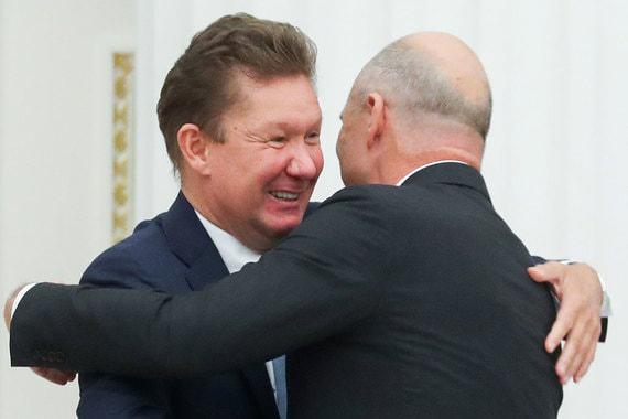 Минфин опять спорит с «Газпромом» о дивидендах