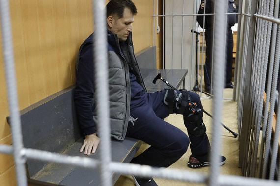 Магомед Магомедов претензии следствия не признал