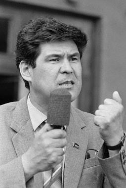 Июль 1990 г. Кемеровская область, Новокузнецк