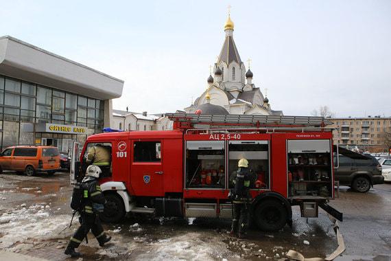 normal 12sw «Ведомости» побывали на внеплановой пожарной проверке московского цирка. Фоторепортаж