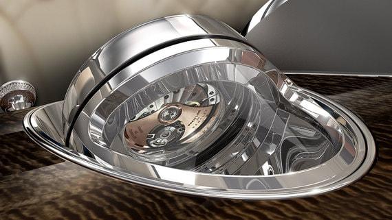 Часы, изготовленные для Bentley мастерами Breitling, обойдутся российским покупателям в  12,178 млн руб.