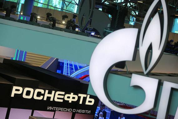 normal 19u1 «Газпром» и «Роснефть» померятся кошельками