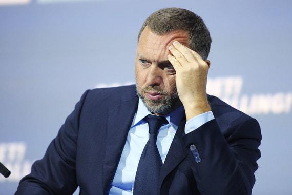 Олег Дерипаска, основной владелец UC Rusal