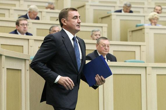 Алексей Дюмин, губернатор Тульской области