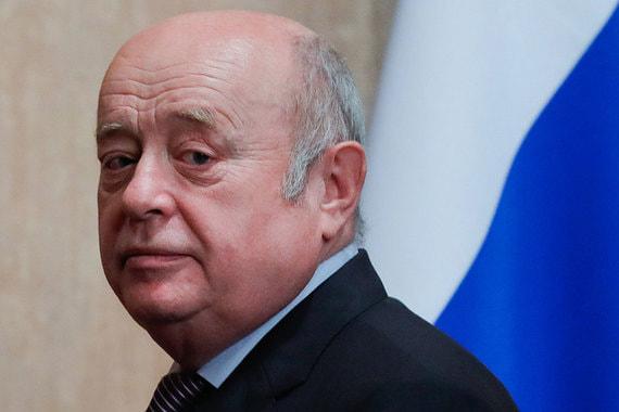 Михаил Фрадков, бывший премьер-министр