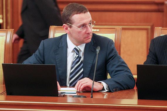 Олег Говорун, начальник управления администрации президента