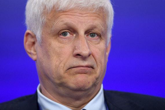 Сергей Фурсенко, президент футбольного клуба «Зенит»