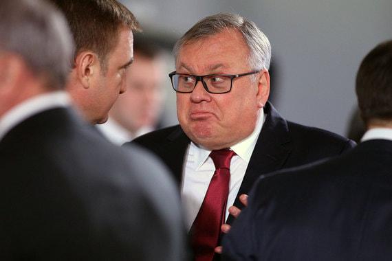 Андрей Костин, предправления ВТБ