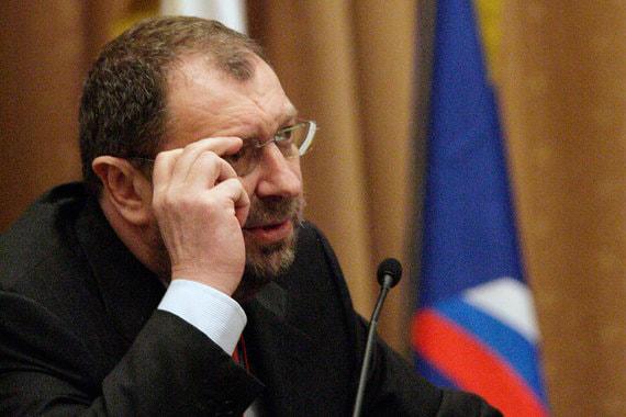 Владислав Резник, депутат Госдумы от «Единой России»