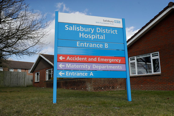Дочь бывшего полковника ГРУ поблагодарила персонал госпиталя в Солсбери за заботу и профессионализм