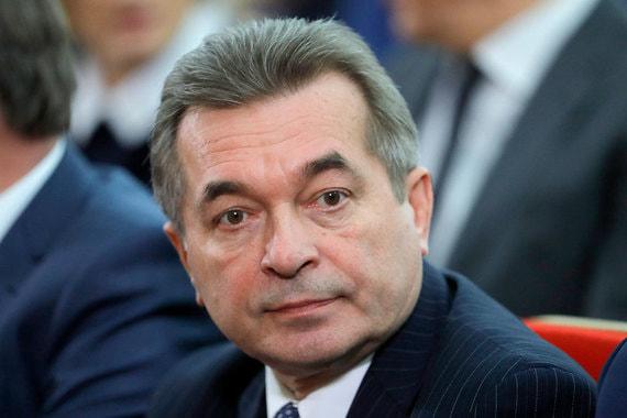 Евгений Школов, помощник президента России по кадровым вопросам
