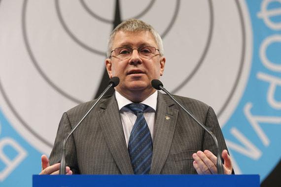 Александр Торшин, заместитель председателя Центробанка России