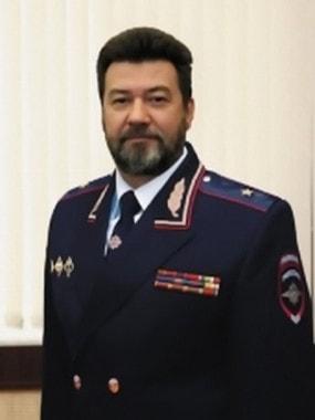 Тимур Валиулин, начальник управления по противодействию экстремизму МВД