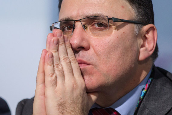 Александр Жаров, руководитель Роскомнадзора