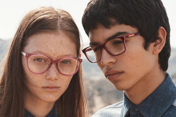 normal 1hwu Раф Симонс создал первую коллекцию очков для Calvin Klein