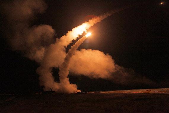 В двух дивизионах может быть до 64 зенитных ракет