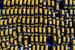 11 апреля 2018 г. В России прошла акция протеста таксистов против повышения сборов агрегаторами заказов «Яндекс.Такси», Gett и Uber. Многие водители в течении дня бойкотировали эти сервисы.  На фото автомобили «Яндекс.Такси» на парковке у Открытого шоссе в Москве