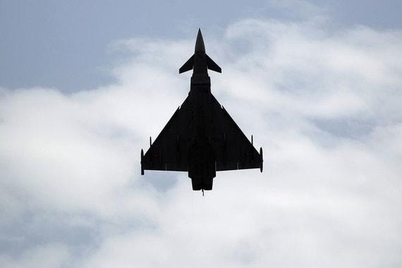 Многоцелевой истребитель Eurofighter