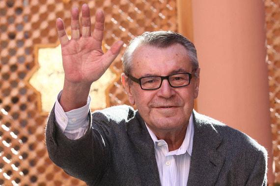 В США скончался кинорежиссер, двукратный лауреат премии «Оскар» Милош Форман