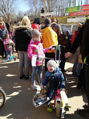 Митинг в Дмитрове
