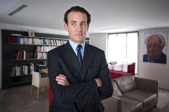 Почему Александр Ротшильд возглавил семейный бизнес с опозданием на восемь лет