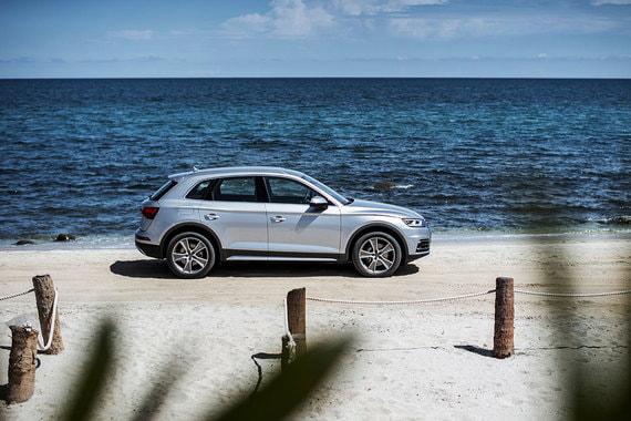 Также в автопарке госслужащих 41 автомобиль Audi, самая популярная модель немецкой компании – кроссовер Q5