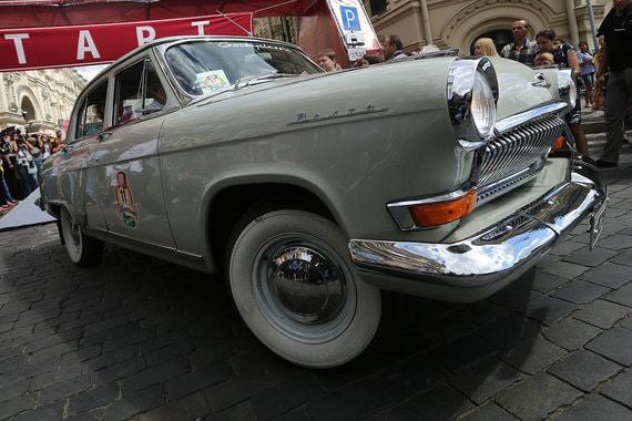 Еще одна популярная отечественная марка автомобилей - ГАЗ