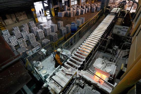 Государство может купить экспортный алюминий у UC Rusal