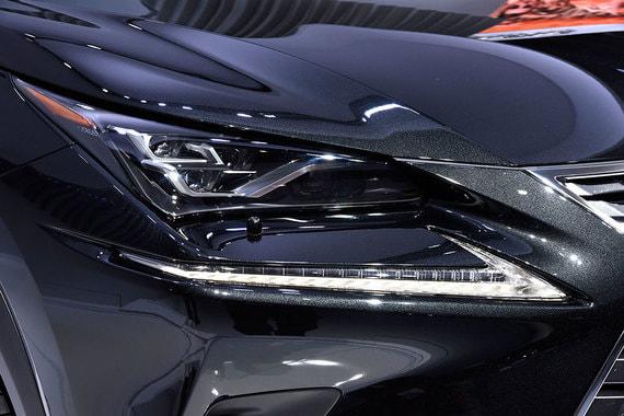 normal 8q3 Lexus NX: спокойный кайдзю