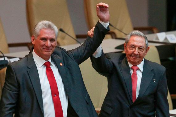 Кто такой Мигель Диас-Канель и сколько власти даст ему Рауль Кастро