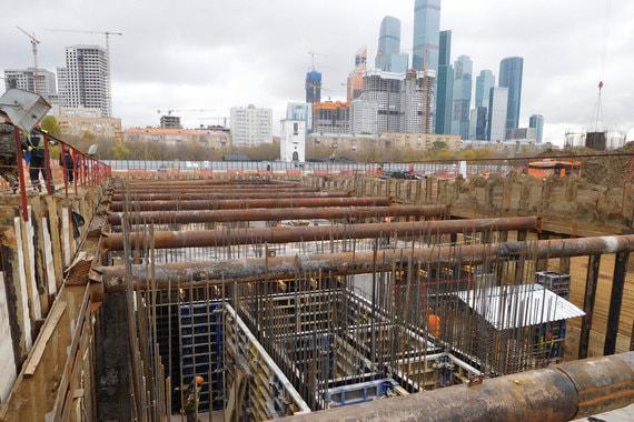 normal 1s3m Группа ПИК покупает один из крупнейших жилых проектов рядом с «Москва сити»